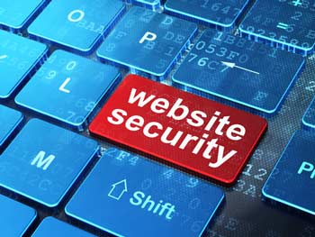 keeping your website secure