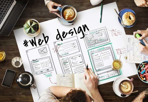 best small business website designs