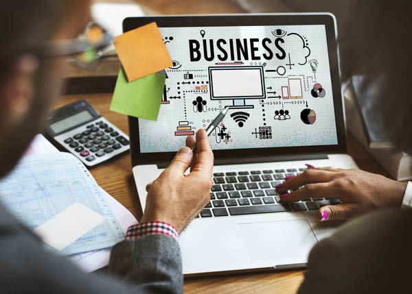strategies doing business online