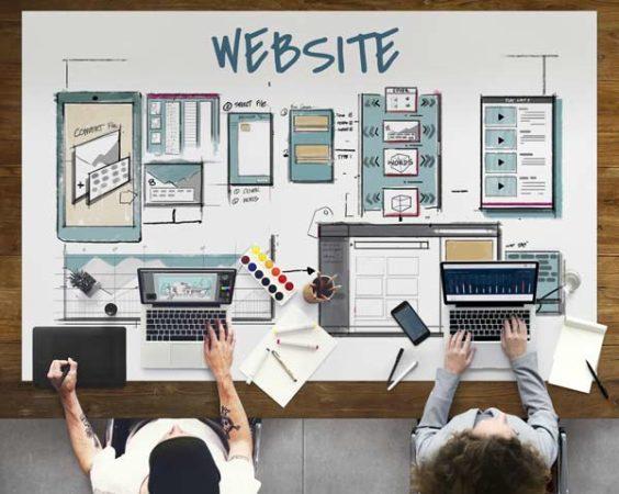 plan small business website design