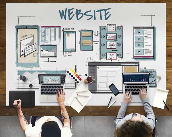 plan small business website design