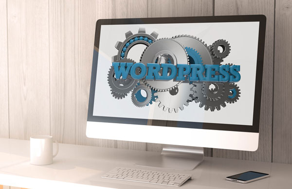 wordpress for small business