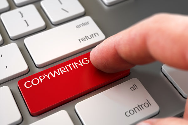 website copywriting process